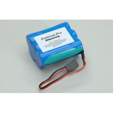 Ripmax 6V 250mAh Eneloop Rx  NiMh Battery