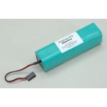 9.6v 2500mAh Eneloop Tx Pk Square Battery O-8EN2500AAWF