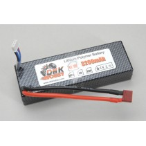 DHK Li-Po Battery (3S, 11.1V, 20C, 3200mAh) O-DHKH106