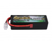Gens Ace LiPo Car Hard Case 3S 11.1V 5500 mAh 50C Bashing T-Connect GC3S5500-50T