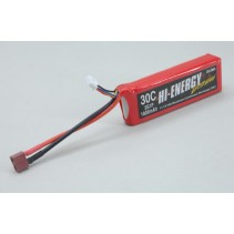 Hi-Energy 3S 1800mAh 30C Li-Po Battery HE3S1P180030