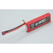 Hi-Energy Extreme 3S 3200mAh 30C Li-Po Battery HE3S1P320030A