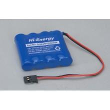 4.8v 1200mAh ni-mh Rx pack Flat Battery O-H4N1200AASF