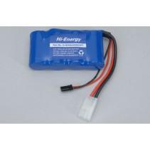 Hi-Energy 4.8v 3300mAh Ni-MH Rx Pk Flat O-HE4N3300SCSFT Battery