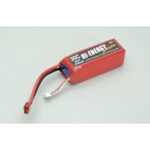 Hi-Energy 4S 2700 mAh 30C LiPo Battery O-HE4S1P270030