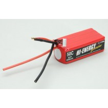 Hi-Energy 5S 5500mAh 30C Li-Po Battery O-HE5S1P550030