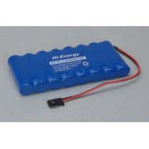 HiEnergy 9.6v 2200mAh NiMH Tx Pk Flat O-HE8N2200AAF Battery