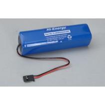 Hi-Energy 9.6V 2200mAh Ni-MH Tx Pk Square O-HE8N2200AAWF