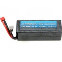 ORION *SP OFFER* CARBON MOLECULAR 5100-40C-14.8V 4S LIPO DEANS