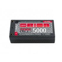 Kyosho Orion Carbon Pro Shorty LiPo Ultra 5000 110C  7.4V LiPo Battery (208g)
