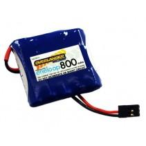 Overlander AAA 800mAh 6V Flat NiMh Battery OV2825