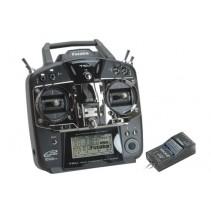 Futaba 10Ch Combo 2.4G T/S- FHSS M2 R3008SB P-CB10J/L