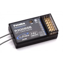 Futaba R3006SB - 6-Channel Rx T-FHSS (S-Bus) (HV) 2.4GHz P-R3006SB