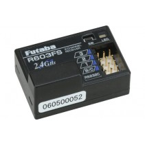 Futaba R603FS Receiver 2.4GHz Car/Boat P-R603FS/2-4G