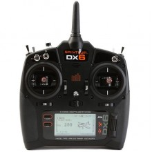 Spektrum DX6e 6-Channel Transmitter Only P-SPMR6655EU