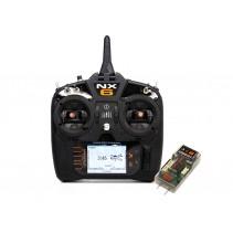 SPEKTRUM NX6 6 CH W/AR6610T P-SPM6775EU