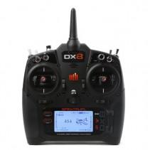 Spektrum DX8 G2 System with AR8010T Receiver Mode 2 SPM8015EU