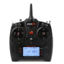 Spektrum DX8 G2 System with AR8010T Receiver Mode 2 SPM8015EU