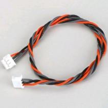 Spektrum Remote Receiver Extension Lead 9 inch P-SPM9011