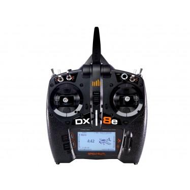 Spektrum DX8e 8-Channel Transmitter ONLY EU P-SPMR8100EU