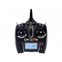 Spektrum DX8e 8 Channel Transmitter ONLY  P-SPMR8105EU