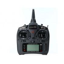 Spektrum DX9 BLACK Transmitter ONLY Mode 2 EU P-SPMR9910EU