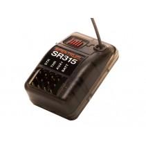 Spektrum SR315 DSMR 3 Ch Sport Receiver P-SPMSR315