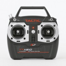 Tactic TTX610 6 Channel Radio M2 with Rx P-TACJ2610