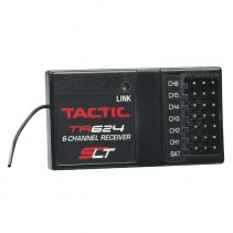Tactic TR624 2.4GHz 6Ch Receiver P-TACL0624