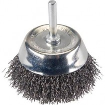 Silverline Rotary Wire Cup Brush PB04