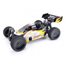 Nanda PBK1001Y Nanda - NRB-5 Buggy RTR 1/8th Yellow Schumacher
