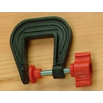 Model Craft Plastic G Clamp 50mm PCL3050