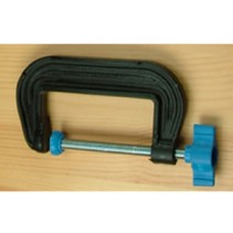 Model Craft Plastic G Clamp 75mm PCL3075