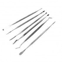 Modelcraft 6 Piece Stainless Steel Carvers Double Ended Set PDT5200