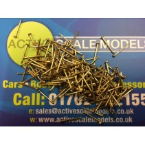 Artesania Latina Brass Nails/Pins 5mm (300u) AL8601
