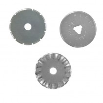 Modelcraft 3 Piece Spare Blade for Rotary Cutter 28mm PKN6194X