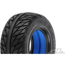 Pro-Line Street Fighter SC Tyres w/Closed Cell Inserts (2) PL1167-01