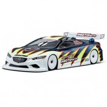 Protoform PL1536-25 Mazda6 GX Lightweight Clear Body 190mm