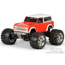 Pro-Line PL3313-60 1973 Ford Bronco Bodyshell for 1/10 Crawlers
