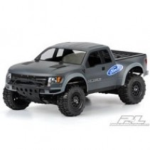 Pro-Line True Scale Ford F150 Raptor SVT Body SC10/SL/BL PL3389-00