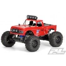 Proline 1966 Ford F-100 CLEAR Body for Traxxas Stampede PL3412-00