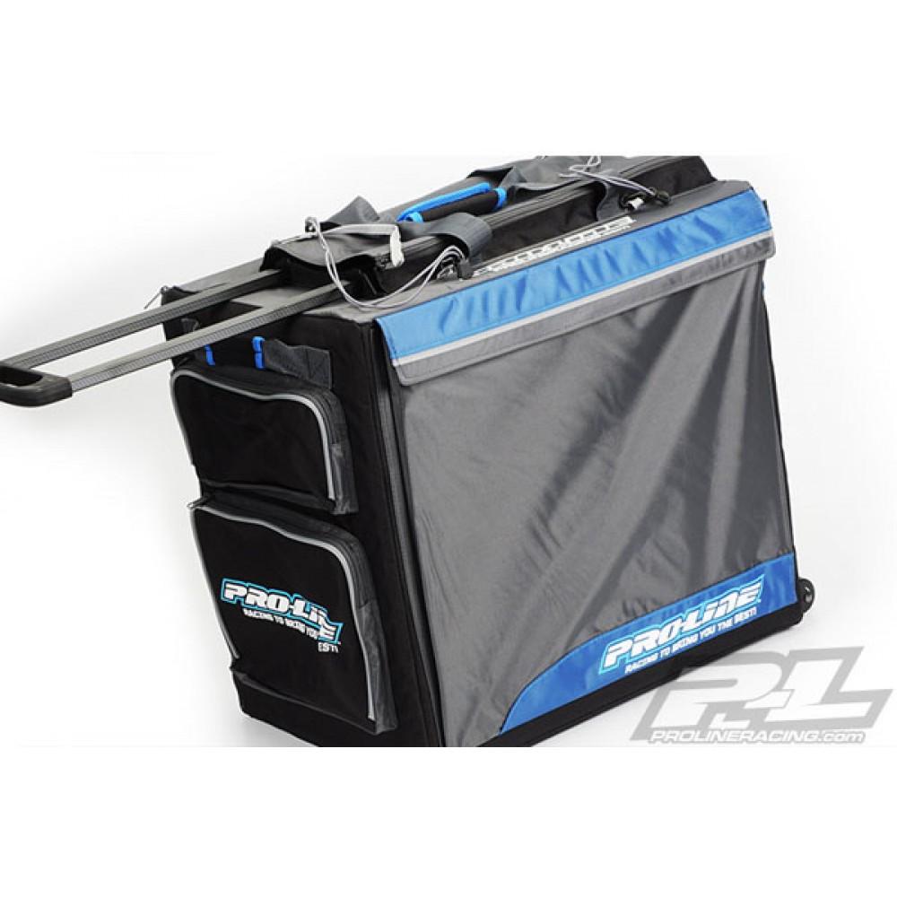 Pro line hauler bag rc kit transporter pl6058 03 for Perfect scale pro review