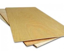 Plywood Sheet 3x305x1220mm (1)