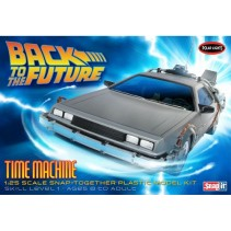 Polar Lights Back to the Future Time Machine - SNAP KIT 1/25 - POL911