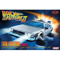 Polar Lights Back To the Future II Time Machine - Snap Kit - POL925 1/25