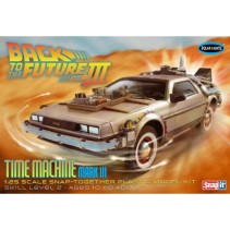 Polar Lights Back To The Future III Time Machine 1/25 POL926
