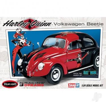 Polar Lights Harley Quinn Volkswagen Beetle 1:24 POL944