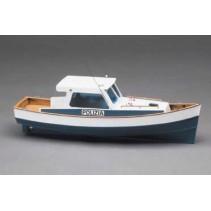 Mantua Police Motor Boat 1/35