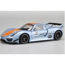 Welly Porsche 918 RSR  1:24 Diecast