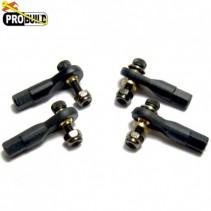 Probuild H/D Ball link 2mm & Hardware (4pcs) PRO-BL-M2